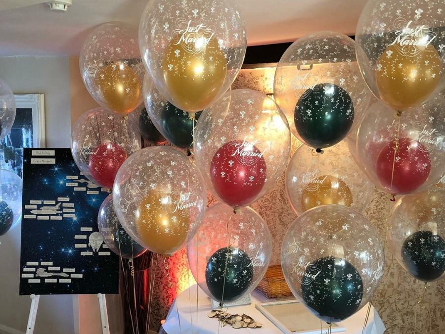 Double Bubble - 3 Balloons