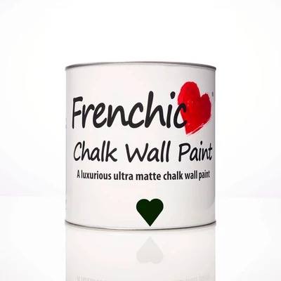 ** NEW ** Chalk Wall Paint - Black Forest