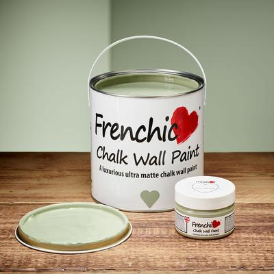 Chalk Wall Paint - Green With Envy