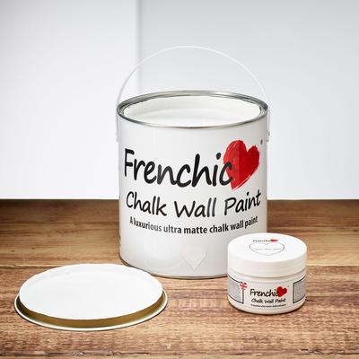 Chalk Wall Paint - Whiter Than White